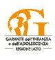 Logo Guarantor for Childhood and Youth - Lazio Region