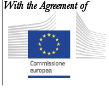 Logo Italian Representative of European Commission