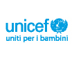 Logo Italian Committee for Unicef - Onlus