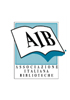 Logo AIB (Association Italienne Bibliotèques)