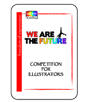 "Concorso Internazionale per Illustratori ""We are the future"""