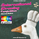 Banner 11th Edition 2012 – International Drawing Competition Colourful Rights 150x150