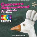 Banner 11eme Edition 2012 - Concours International de Dessin Droits aux Couleurs 150x150