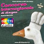Banner 11° Edizione 2012 - Concorso Internazionale di Disegno Diritti a Colori 150x150